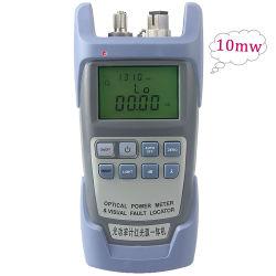FTTH Serie dBm Handheld-Gerät Optischer Leistungsmesser Lichtwellenleiter Lichtquellen