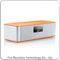 Dy-21L беспроводной цифровой дисплей HiFi Bluetooth громкоговоритель с часами и будильником