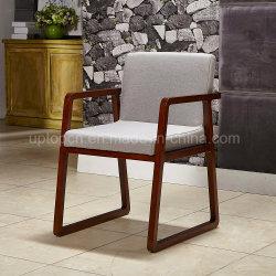 (SP-EC612) Отель гостиной деревянный стул лобби обшивки рамы