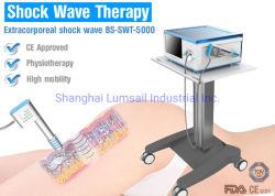 Ar Comprimido Terapia Shockwave Balísticos Máquina do Sistema para Tratamento ED