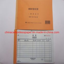 La Chine Fabricant enveloppe secrète du papier autocopiant broche Mailer fiche de paie du papier NCR Ordinateur ATM