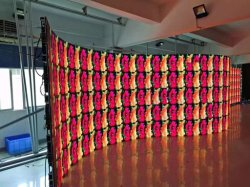 P2.6/P2.9/P3.91 LEIDENE van het Stadium van de Huur van de Definitie van de volledige Binnen/Openlucht LEIDENE van de Kleur Vertoning van het Scherm Hoge Vertoning