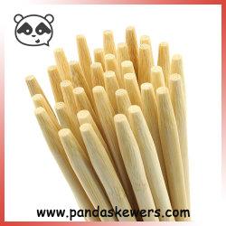 Brochettes de maïs jetables bâtonnets pour chien de maïs