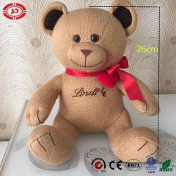 Het gebreide Stuk speelgoed van de Kwaliteit van de Verkoop van de Zak van het Suikergoed van de Teddybeer van de Pluche Hete