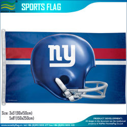 スポーツファンニューヨークジャイアンツ NFL フットボールチーム 3x5' フラッグ