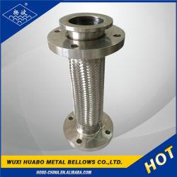 Flexibele slang van de trillingsabsorber metalen slang