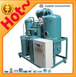 Bajo Consumo de Aceite de Turbina de Vapor la planta de purificación (TY)