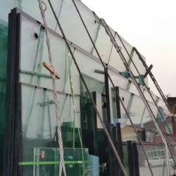 12mm+19UN+12mm plano Templado de Vidrio aislante transparente sellada