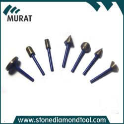 Snijdende Hulpmiddelen van de Steen van de diamant de Ernstigere om Marmer en Graniet Te malen
