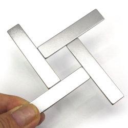 De Productie van de Magneet van het Neodymium van NdFeB van de Grootte van de douane voor Industrieel