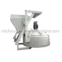 500L, 750L, 1000L, 1500L Planetario Vertical-Shaft Hormigonera / Mezclador de cemento para el agregado fino