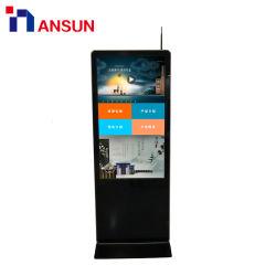 Piscina Autoportante Wireless USB player de Publicidade Digital Signage Android