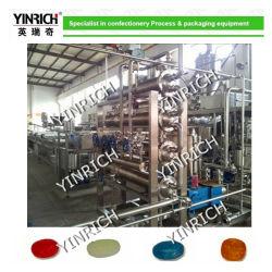 preço de fábrica Fully Automatic Die formado Hard Candy linha de produção Die formando Disco fabricante de doces com marcação ISO9001 (TG1000)
