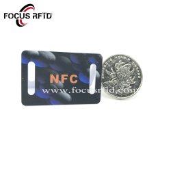 Пользовательские размеры логотипа печать нерегулярных RFID NFC малого бизнеса VIP Card в Фитнес Центр