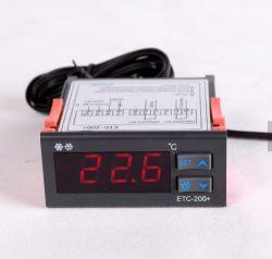enz.-200+ het Digitale Controlemechanisme van de Temperatuur van de Thermostaat