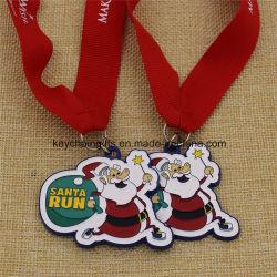 هدايا ترويجية ميداليات مخصصة لعيد الميلاد للبيع