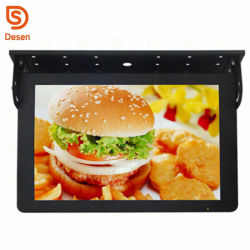 15 pouces LCD Bus Media Player