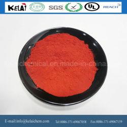 Os pigmentos inorgânicos Red 110 130 190 O óxido de ferro