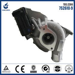Land Rover/Ford com o atuador do turbocompressor eléctrico LR018396 752610 752610-0010 6C1Q6K682CE turbina turbos