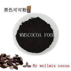 Surteintés la poudre de cacao