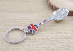 Cadeaux souvenirs de mots personnalisée Bouteille de chaînes de clés d'ouvreur de métal