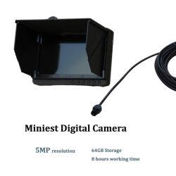 Full HD 1080P цифровой мини камеры с помощью устройства записи DVR (выход HDMI, 64 ГБ памяти, Видео формат: 1080P)