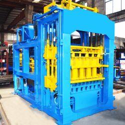 Qt5-15 utilisé machine à fabriquer des briques de blocs creux en béton pour la vente