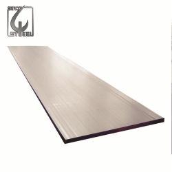 La laminación en caliente ASTM 316 1500*3000 borde de la lámina de acero inoxidable de hendidura.