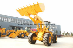 3cbm Bucket Loader, 5ton Rated Loading Weight