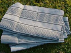 Роскошные ковры кемпинг жилого прицепа тент Groundsheets/палатка коврик/походные тент коврик/RV тент коврик
