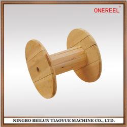 Высокое качество деревянных Bobbin золотник для кабеля каната