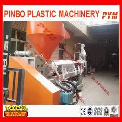 La machine principale et granulateur auxiliaire