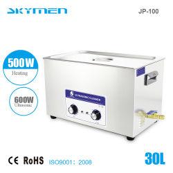 Ванна уборщика 30L 600W 42kHz нержавеющей стали медицинская ультразвуковая ультразвуковая