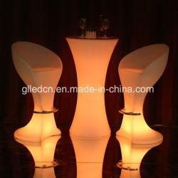 Discoteca LED muebles mesa manicura Hampton Bay Muebles de jardín