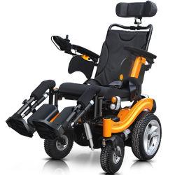 Алюминиевая рама новейших электроэнергии коляску с сертификат CE