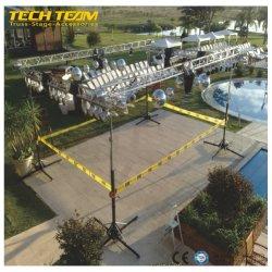 Zeitlimit u. Mt-Serien-Zeile Reihen-Tonanlage-Aufzug-Aufsatz-Kurbel-Aufzug-Lautsprecher-Standplatz für Ereignis