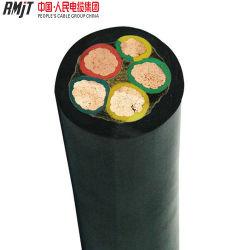 300/500V 450/750V H07rn-F Yzb Yhd Yc Jhsb Jhs Yz Myq Yq Yh Ycw гибкие силиконовой резины нагревательный кабель питания изолированный пламенно медные провода