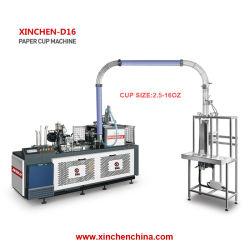 Papier double revêtement PE tasse de thé Making Machine de formage