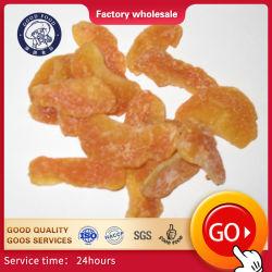 Venda por grosso saudável orgânicos Snack secos cortados em forma natural de fruta salmoura Processo de Preservação