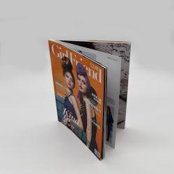 中国人4カラー優雅な印刷の服飾雑誌か服飾雑誌