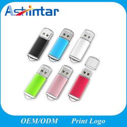 regalo de promoción de la memoria Flash USB 2.0 están ajustadas Metal Mini USB Stick
