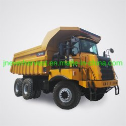 60t off road Diesel carros mineros Dumper camiones de acarreo a la venta