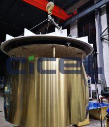 Edelstahl PVD-Vakuumbeschichtungsmaschine /4'*8'/5'*10' SS-Blech Titan Nitride Zinn-Beschichtung Maschine