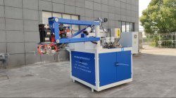 문화 돌 PU 사출 성형 Machine/PU 거품이 이는 기계 또는 폴리우레탄 거품 기계