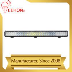 Fileira Dupla CREE 198W 5D na barra de iluminação LED Automóvel