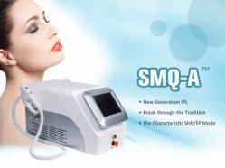 Портативный салон оборудования на основе технологии IPL большого фокального пятна омоложения кожи удаления волос