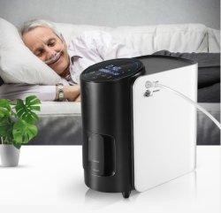 Concentratore di ossigeno portatile per uso domestico a basso prezzo 1~7L di purezza elevata