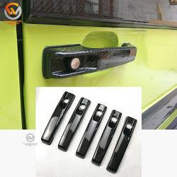 De Dekking van de Sticker van het Handvat van de Deur van de Vezel van de koolstof voor de Klasse van G W463 G55 G63 G500 G550