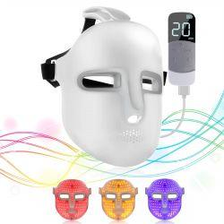 2020 популярной LED маска для лица уход за кожей салон машины