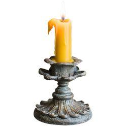 Восточной просвещения в виде цветка лотоса медитации вотиве полимера при свечах держатель для интерьера